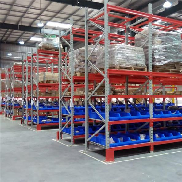 First In Late Out Chemicals Industrial Heavy Duty Warehouse Storage Pallet Selective Racking