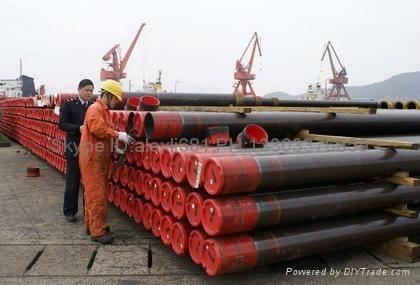 P110 API casing tube N80  API5CT OIL PIPE Chinese casing pipe cheaper casing pipe