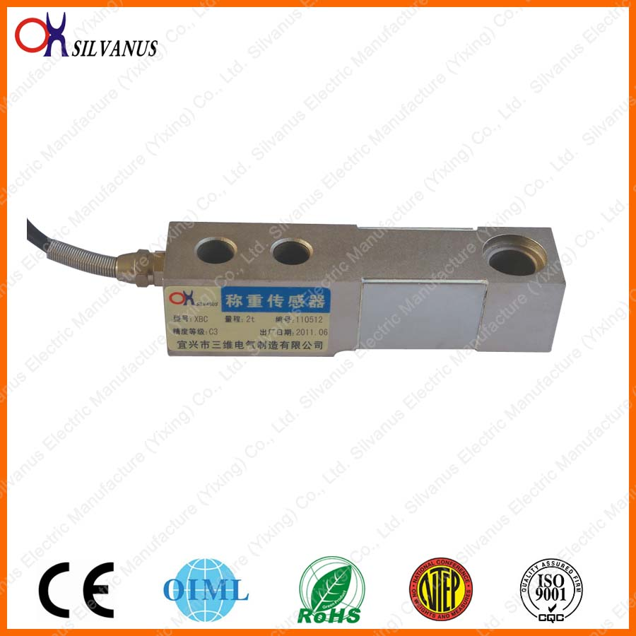 single shear beam bending beam load cell used for scales XBC(0.5-3t)