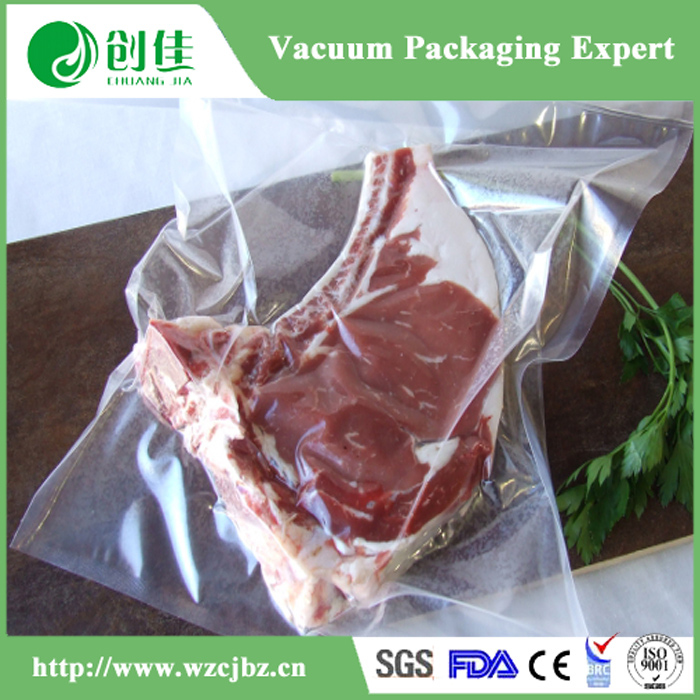 PA/PE 7 Layer Food Packing Vacuum Bag