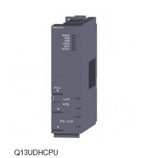 Mitsubishi Q-series PLC CPU module Q13UDHCPU