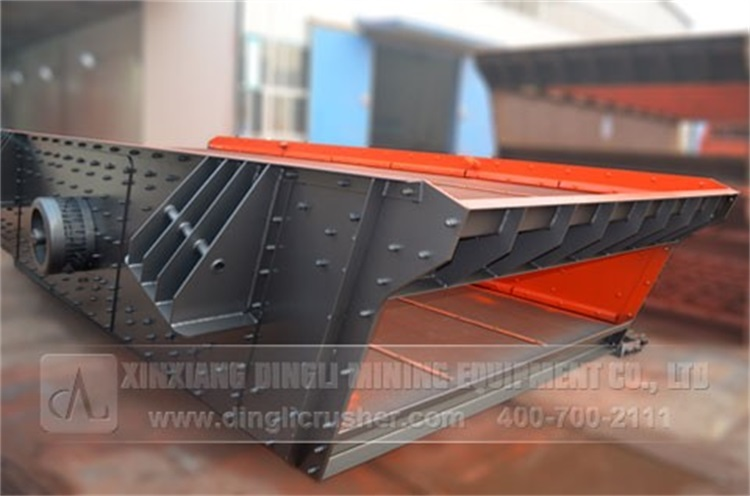 New Designed most professional vibrating screen for stone crusher