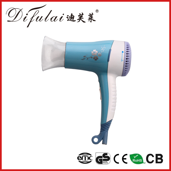 Hot Selling Mini Quiet Travel Hair Dryer