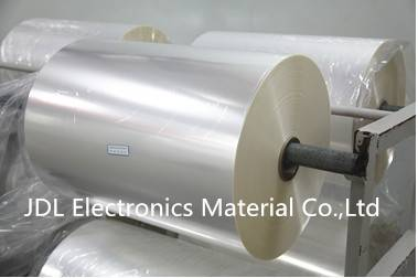 Simultaneously Stretching PP Film for Capacitor