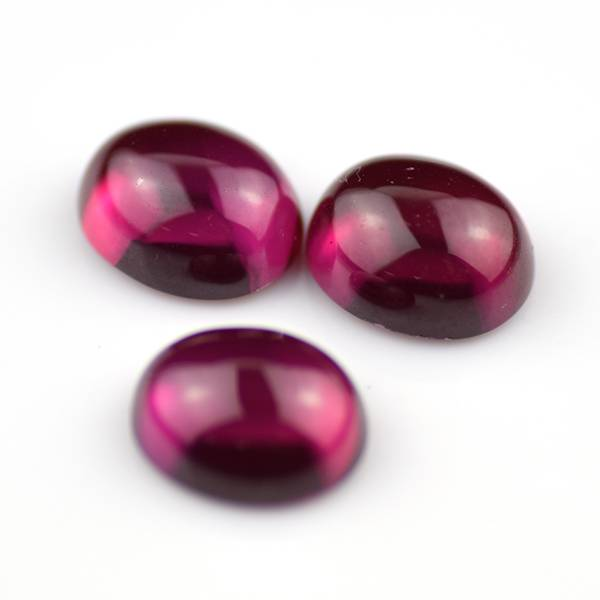 Ruby Oval Gems Jewelry Stone(Customize Product,Just For Wholesale)