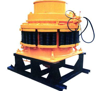 DL series Hydraulic Cone Crusher