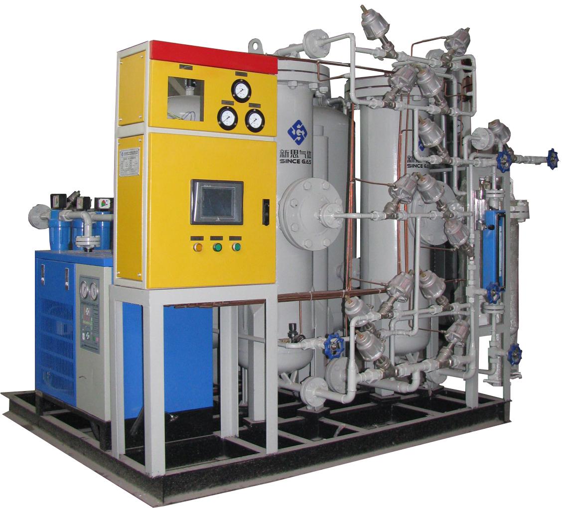 CE / SGS Energy Saving PSA Nitrogen Generator Nitrogen Generation Package