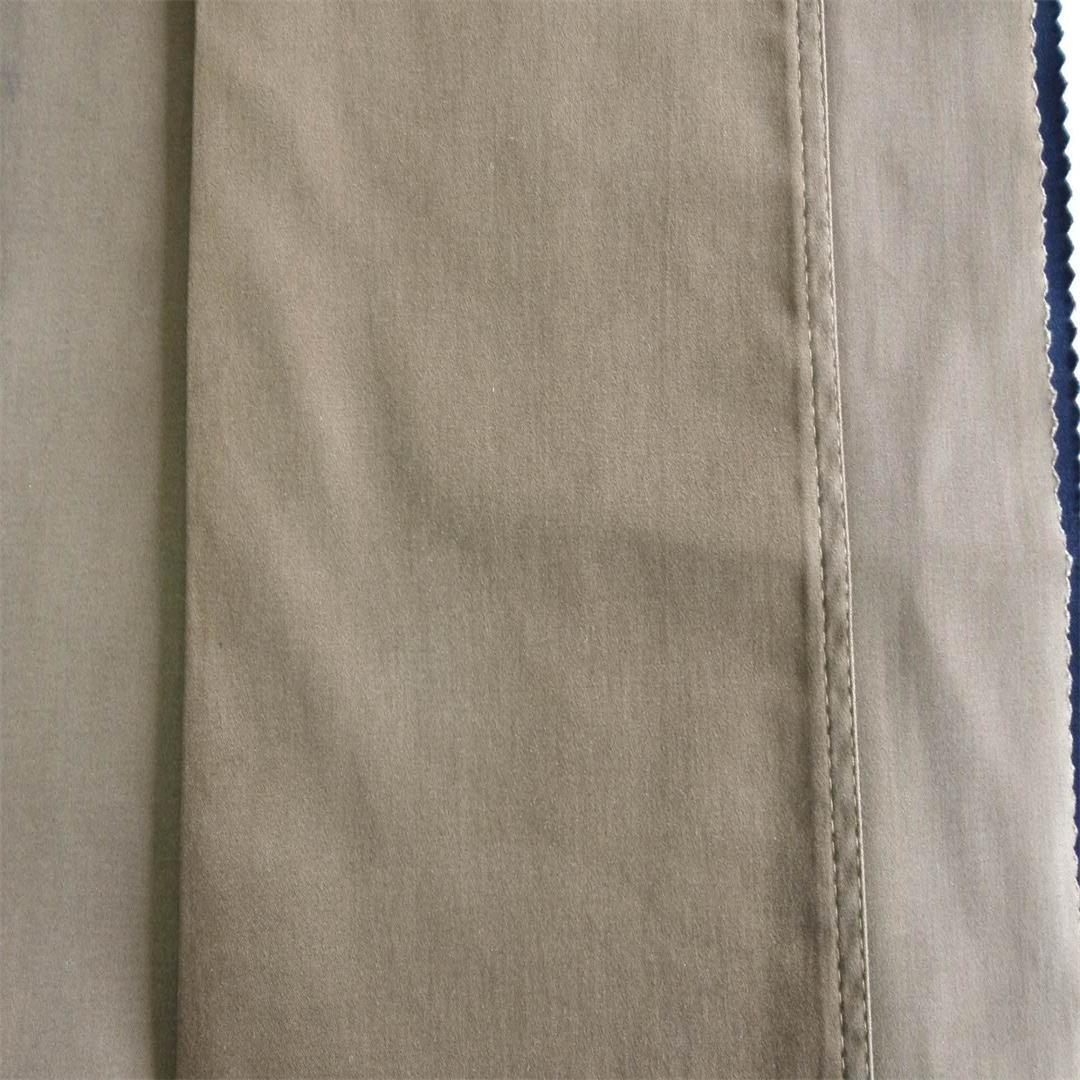 Moleskin fabric for 100%cotton woven twill