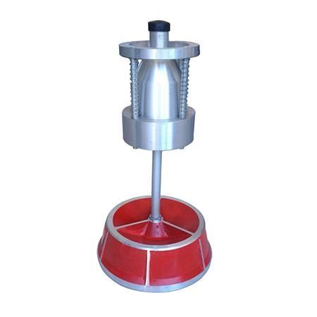 Small portable bubble wheel balancer