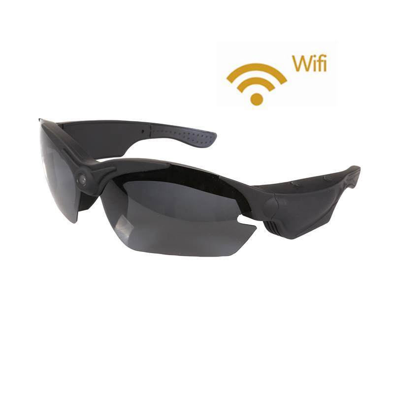 Full hd 1080P Wifi Camera Sunglasses