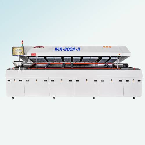 MR-800A lead free SMT reflow oven machine