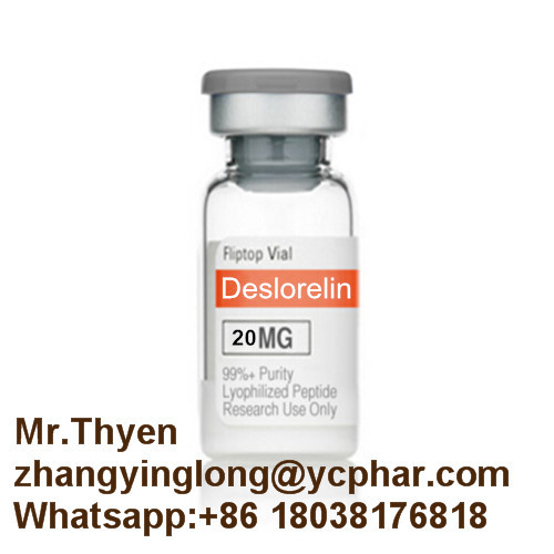 Polypeptide Hormones Deslorelin Acetate for Bodybuilding