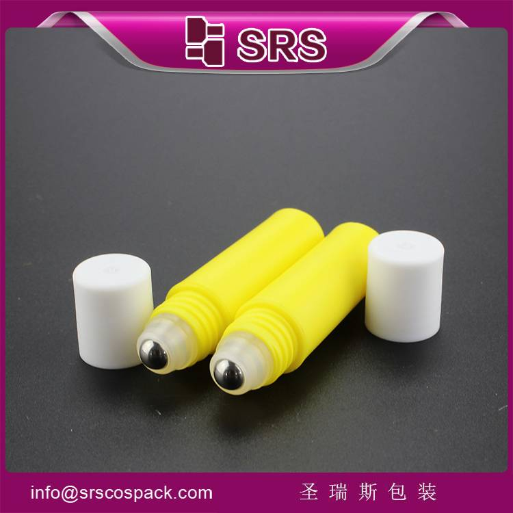 wholesale high quality 2ml mimi plastic roll on bottle