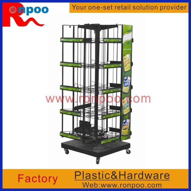 Retail Shelving,Custom Retail Display,Gondola Store Shelving,Chain Stores Display Racks,Metal Displa