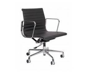 Eames aluminum group-management chair