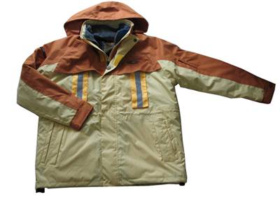 Men's Worker Jacket(with taped seam)