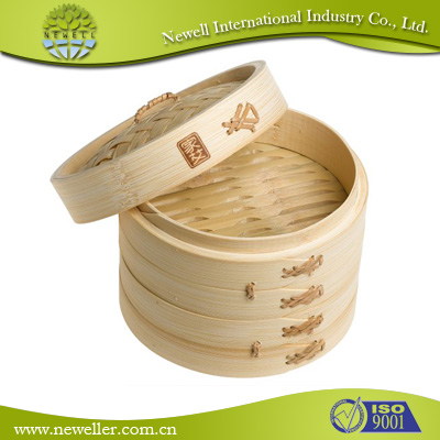 Disposable bamboo steamer recipe book For sale