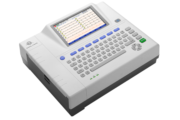 12 Channel ECG Machine:ECG-1230S