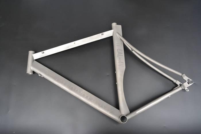 titanium alloy bicycle frame factory direact price