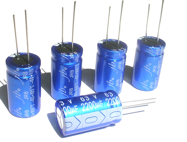 JRB - 2000H at 105°C, Radial Aluminum Electrolytic Capacitor