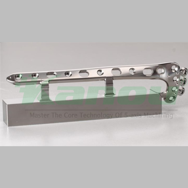 High precision CNC machined parts for medical industry