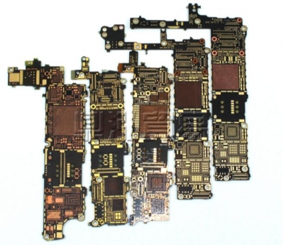 iphone Bare empty logic board motherboard for 6S 6SP 7 7P 5SE PCB Circuit Board