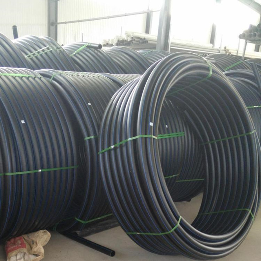 Hot Sales HDPE DN50mm Silicon Core Pipe for Cable Protection