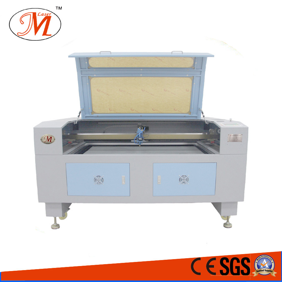 Time Saving Laser Cutting Machine for Sponge or EVA Products (JM-1390H-SJ)