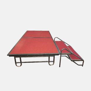 Mobile folding stage/ rental folding stage/ folding stage