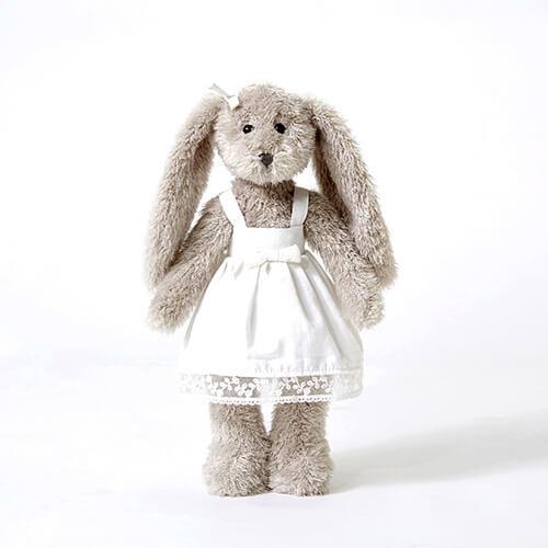 Custom plush rabbit toys manufacturer