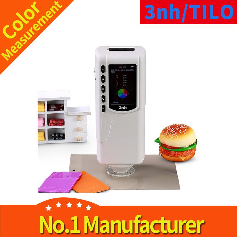 3nh Nr60cp Cheap Colorimeter Color Analyzer Equal to Cr-10 Plus Colorimeter