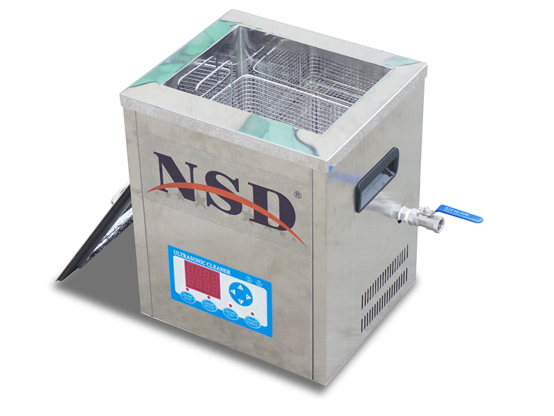 7L Injector Ultrasonic Cleaner for industrial use