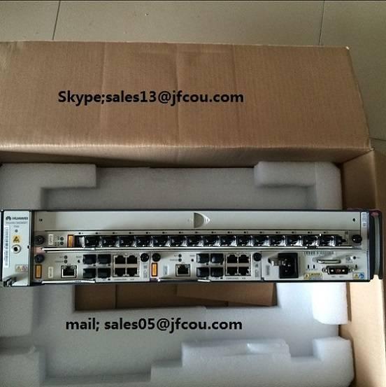 Original Huawei MA5608T GPON/ EPON OLT/AC power