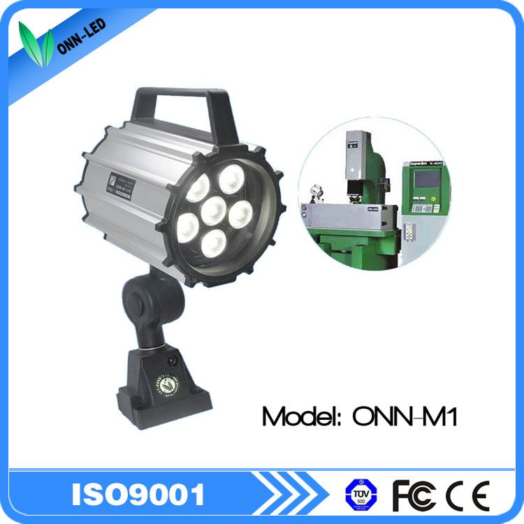 ONN-M1-B-9 24V 5500-6000K IP65 led cnc machine light/work lamp