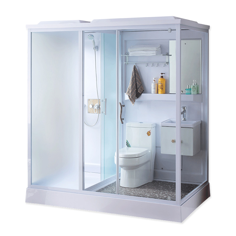 Prefab Modular Toilets and Showers Design Supplier