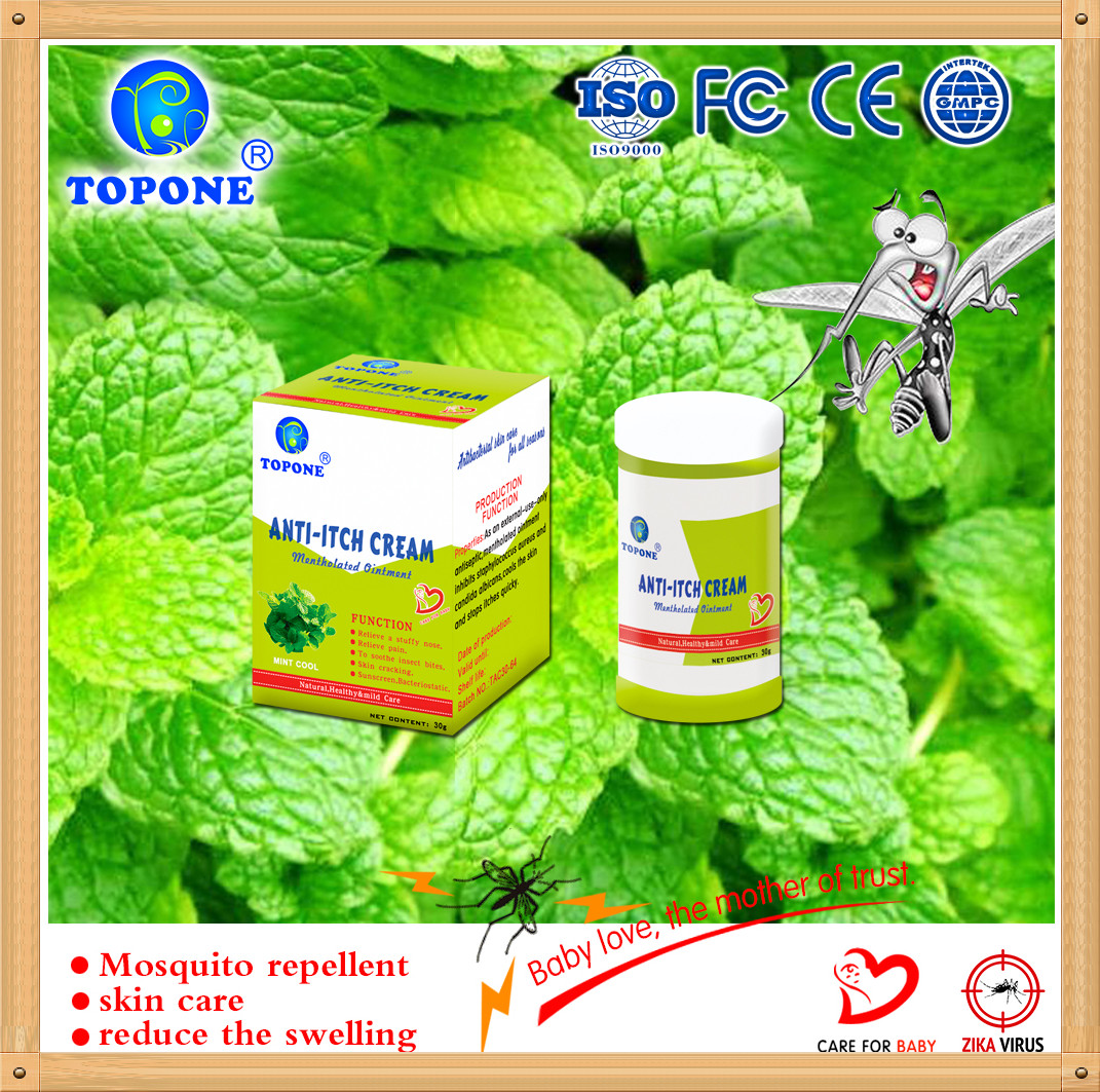 TOPONE newest product Outdoor mosquito artifact,Mosquito repellent cream,Cooling oil