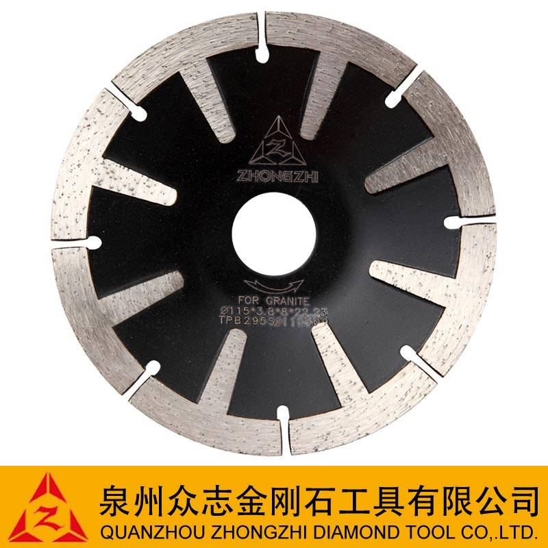 Continuous T Shape Turbo Curved Blade