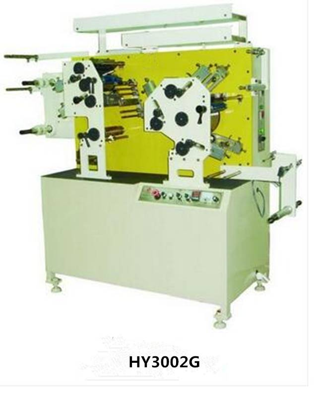 Flexo High Speed Label Printing Machine (HY3002G)