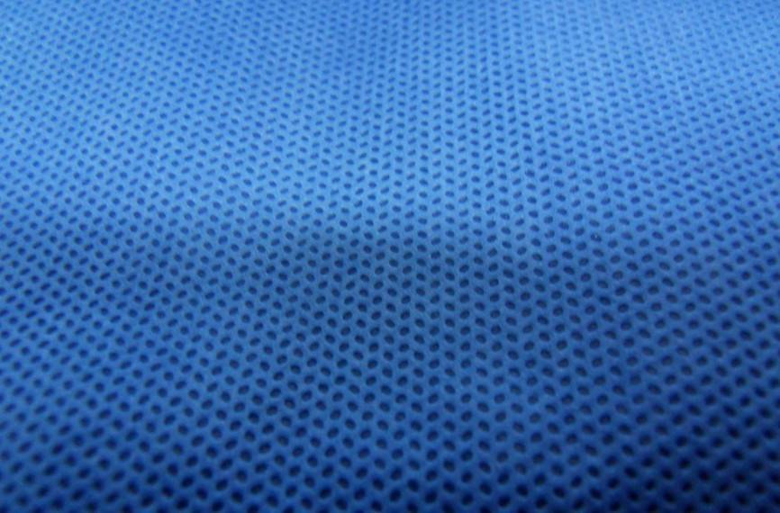 SMS material nonwoven fabric