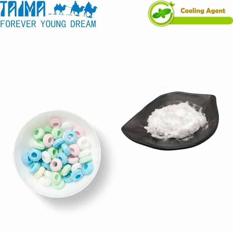 Powder Koolada WS 23 Mint Food Additive Halal certification USP Grade used for HALLS UK