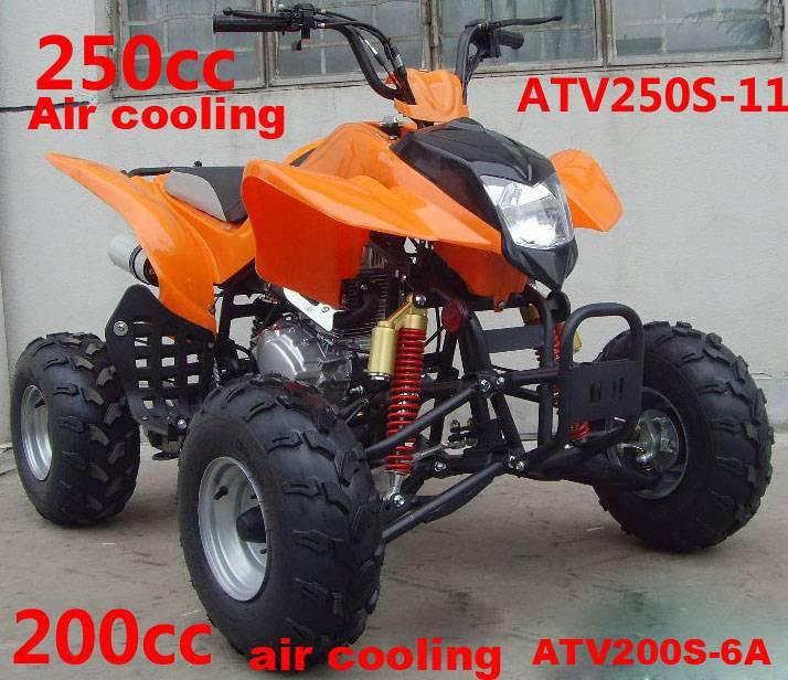 250cc:ATV250S-11