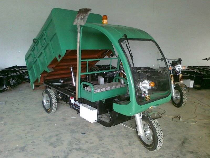 60V 1260W cleaning tricycle ETG-07