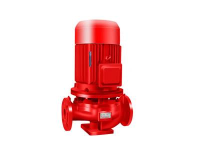 XBD-L Vertical single stage single suction centrifugal fire pump