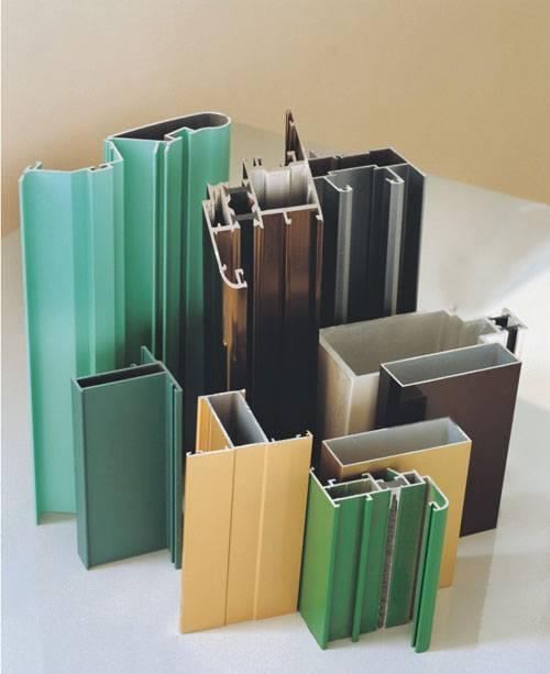 PVDF fluorocarbon coating