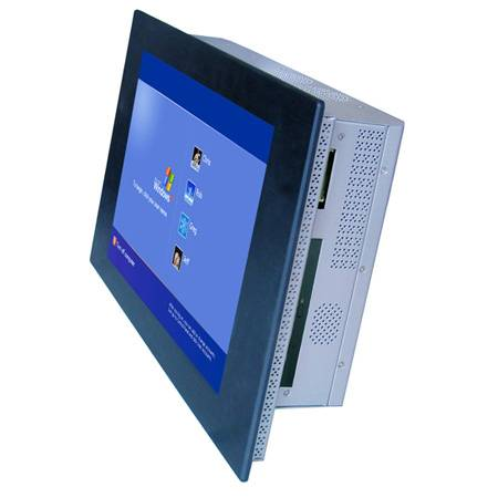 15 Inch LCD touch screen Industrial PC IPPC-1542