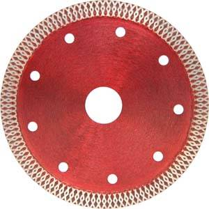 Hot Press Diamond Saw Blade with Net Turbo