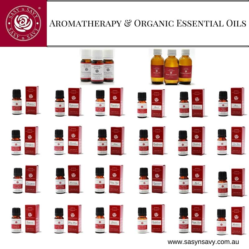 Australian Organic Essential Oils and Carrier Oils