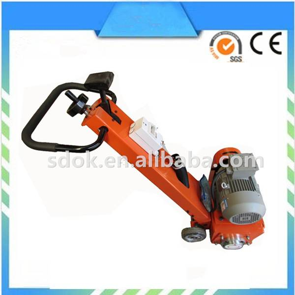 OKX-200 concrete scarifying,Brand new seed removing machine for wholesales