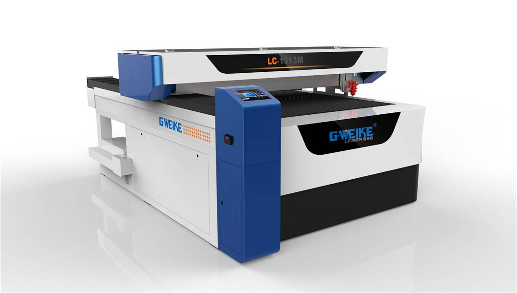 china manufacturer nonmetal and metal laser cutter (LC1530M)
