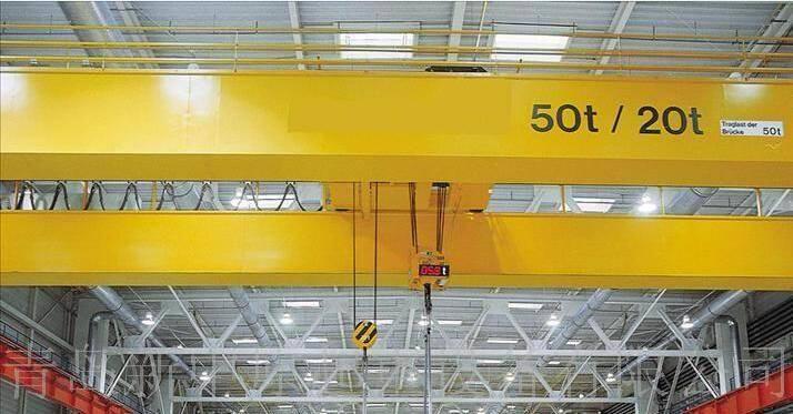 LH Double girder electric hoist crane